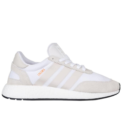 Adidas Iniki Runner  (White/Grey)
