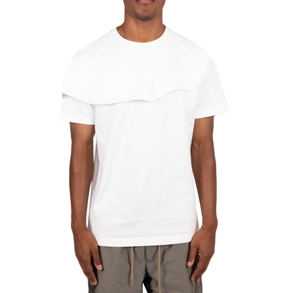 Feng Chen Wang FW19 2 in 1 T-Shirt, White
