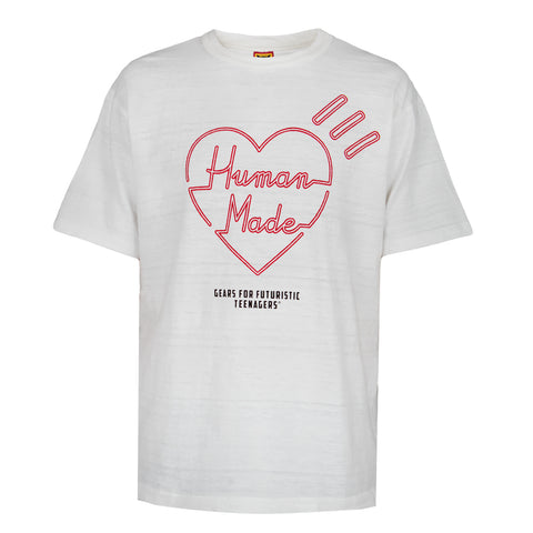 Human Made T-Shirt #1611, White