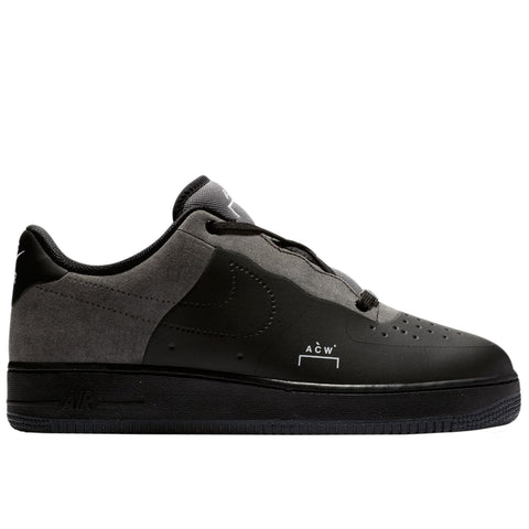 A-Cold-Wall* x Nike Air Force 1 Low, Black/Dark Grey