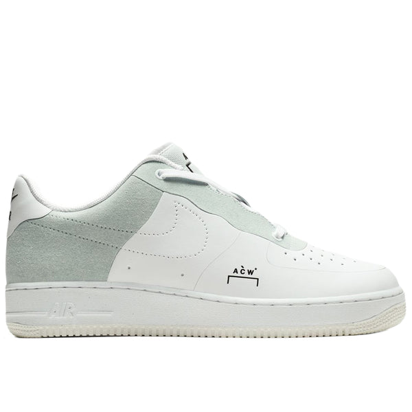 A-Cold-Wall* x Nike Air Force 1 Low, White/Light Grey