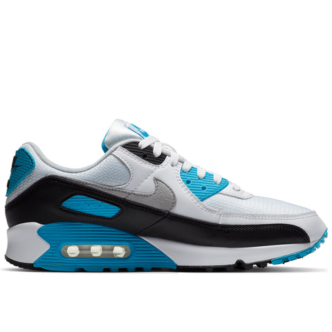 Nike Air Max III OG Men's, White/Black-Grey Fog-Laser Blue