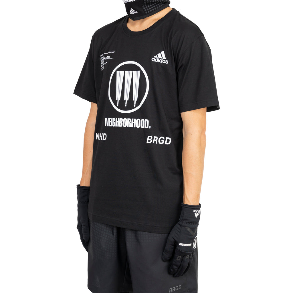 adidas x NEIGHBORHOOD S/S Tee, Black
