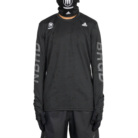 adidas x NEIGHBORHOOD L/S Run Tee, Black