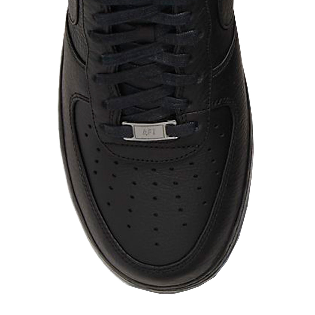 "Nike Air Force 1 '07 PRM x DTB ""ALL FOR 1 – Chicago"", Black/Black"