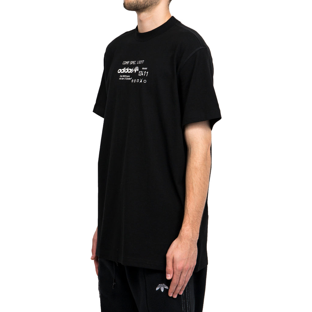 Adidas X Alexander Wang Graphic Tee (Black)