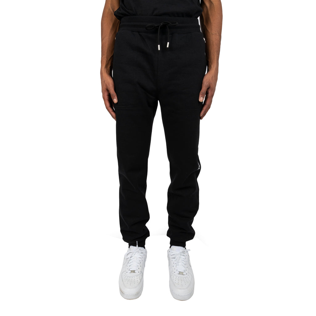 1017 Alyx 9sm FW19 Visual Sweatpants, Black