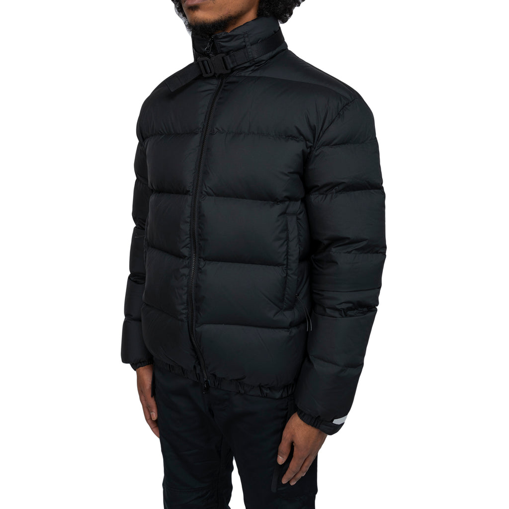 1017 Alyx 9sm FW19 Puffer Coat W/ Nylon Buckle, Black