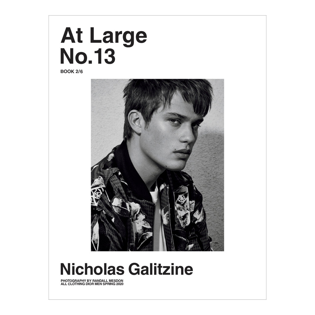 At Large Magazine No. 13, Multi