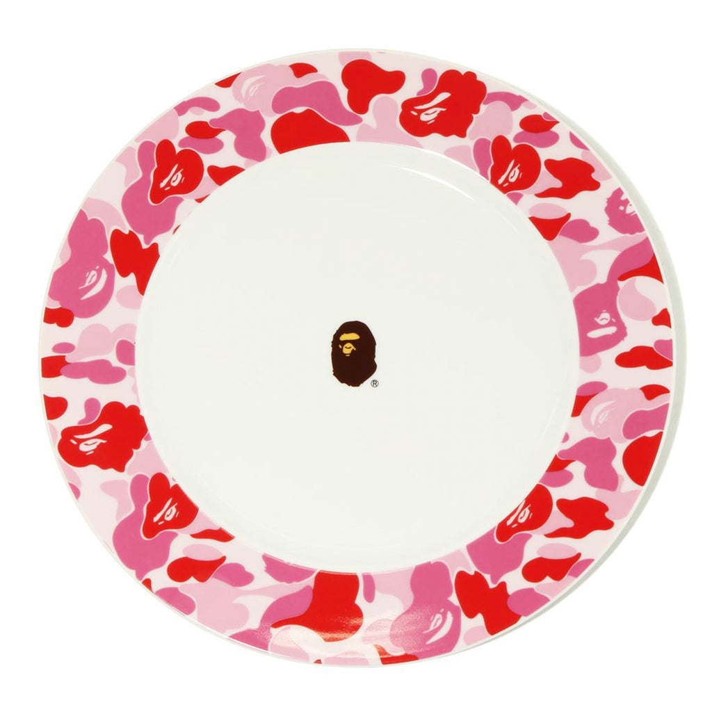 Bape SS20 ABC Camo Dishes