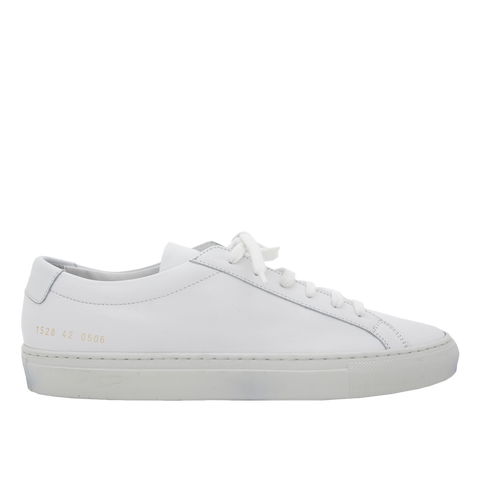 Common Projects Achilles Low (White)