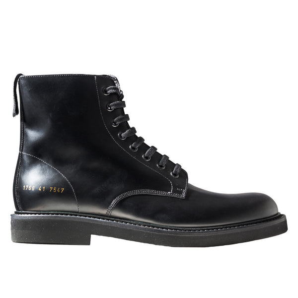 Common Projects Combat Boot 1766 (Black)