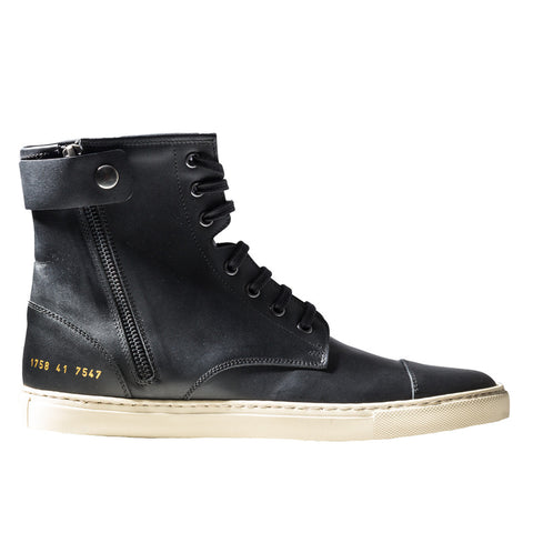 Common Projects Training Boot 1758 (Black)