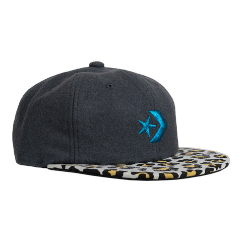 Converse x Just Don Leopard Brim Hat