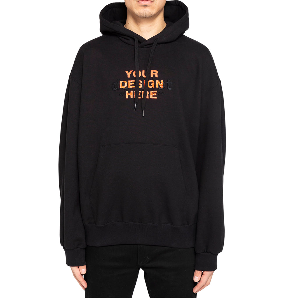 "Doublet SS19 ""Your Design Here"" Hoodie"