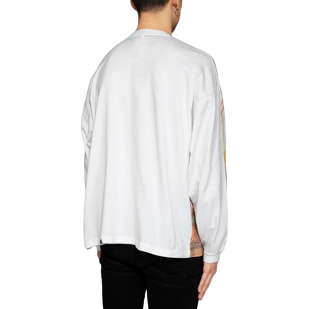 Doublet SS19 Compressed L/S T-Shirt in Hanger Mold, Bridge