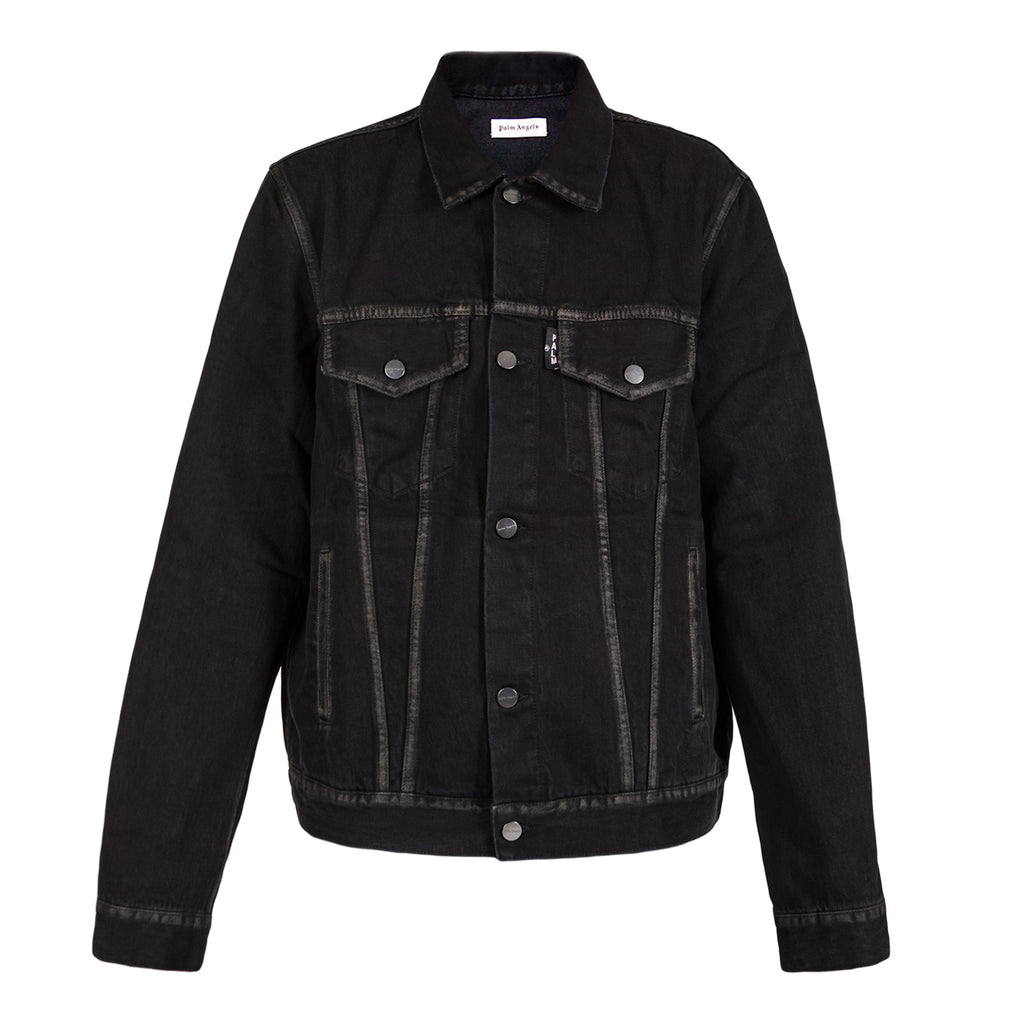 Palm Angels Die Punk Denim Jacket