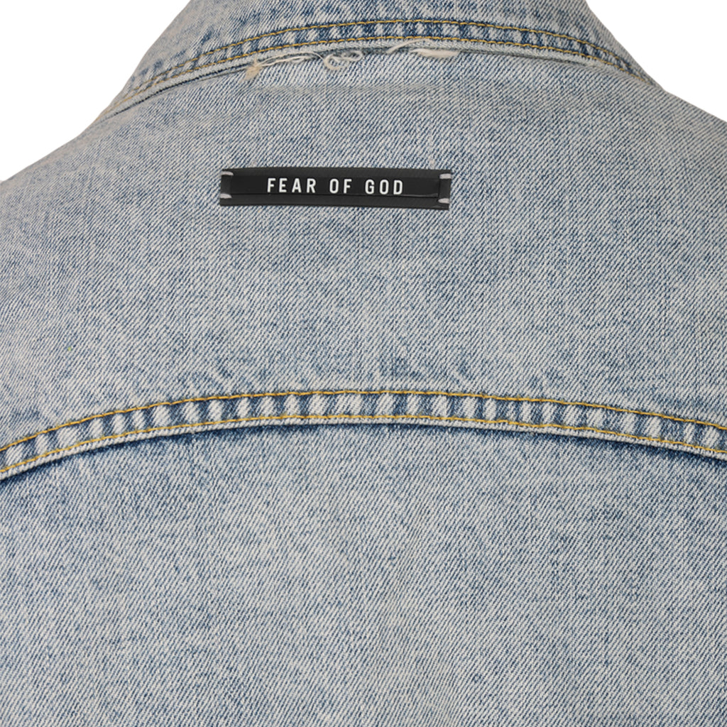 Fear of God FW19 Trucker Jacket