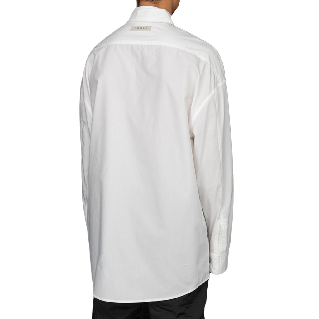 Fear of God FW19 L/S Button Up, White