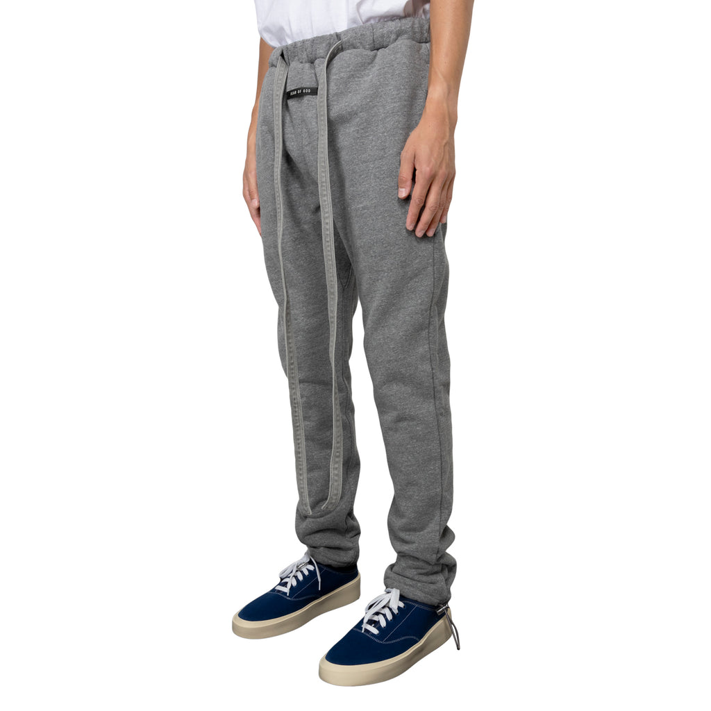 Fear of God FW19 Core Sweatpant, Heather Grey