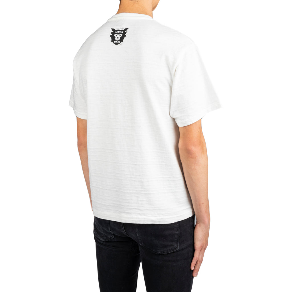 Human Made SS19 Hearts T-Shirt, White