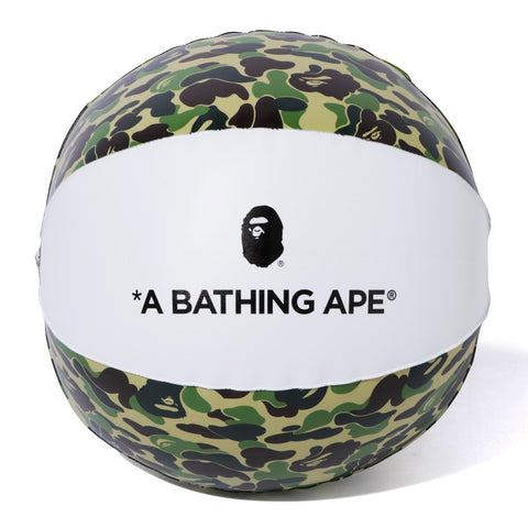 Bape FW19 ABC Beach Ball, Green