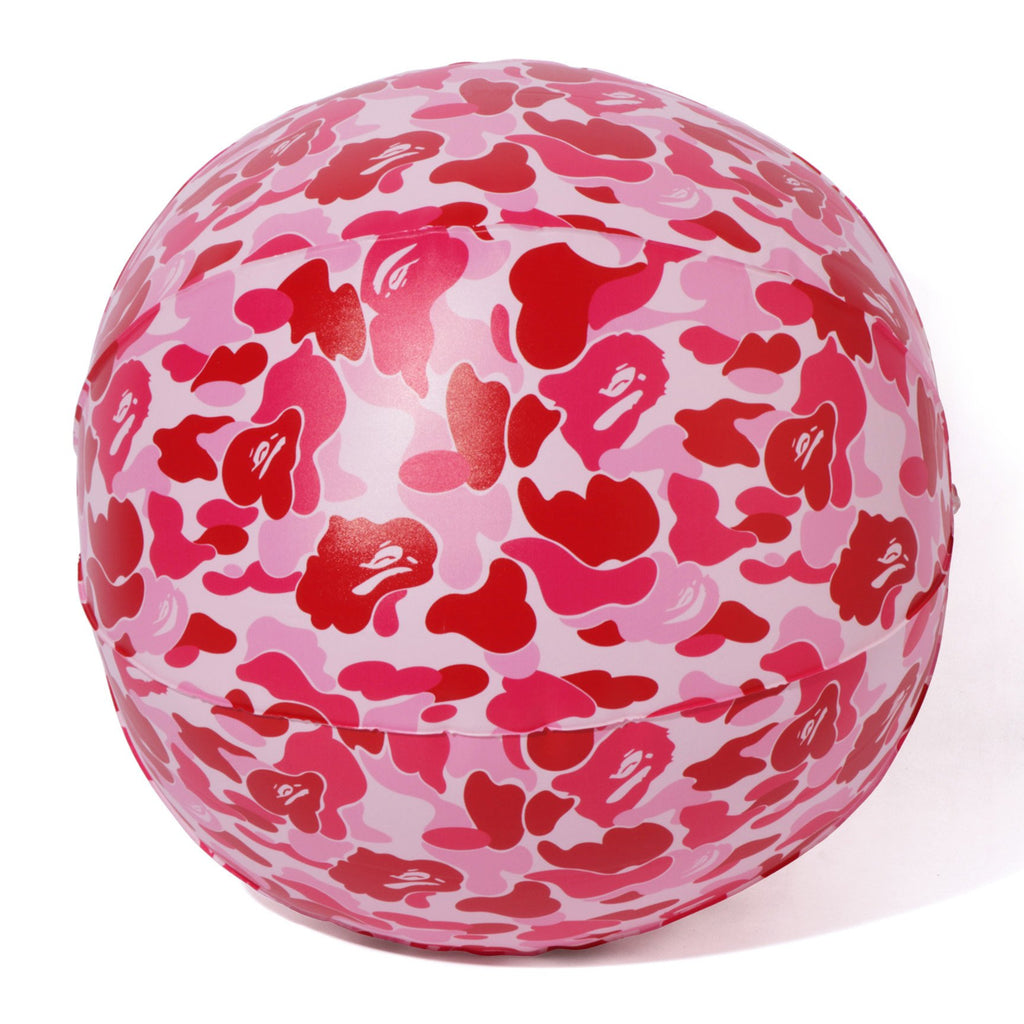 Bape FW19 ABC Beach Ball, Pink