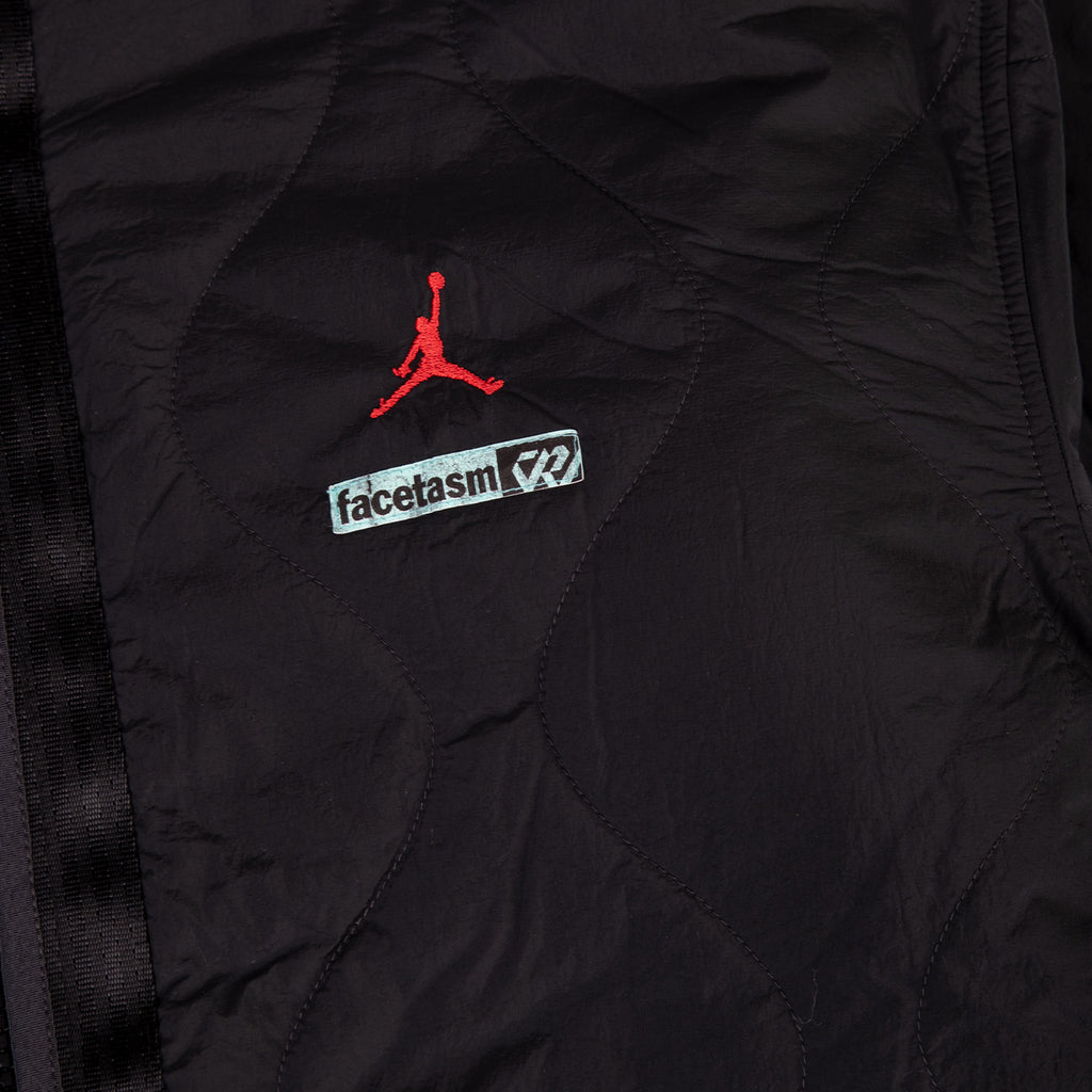 Jordan Why Not? x Facetasm Jacket, Dark Smoke Grey/Challenge Red