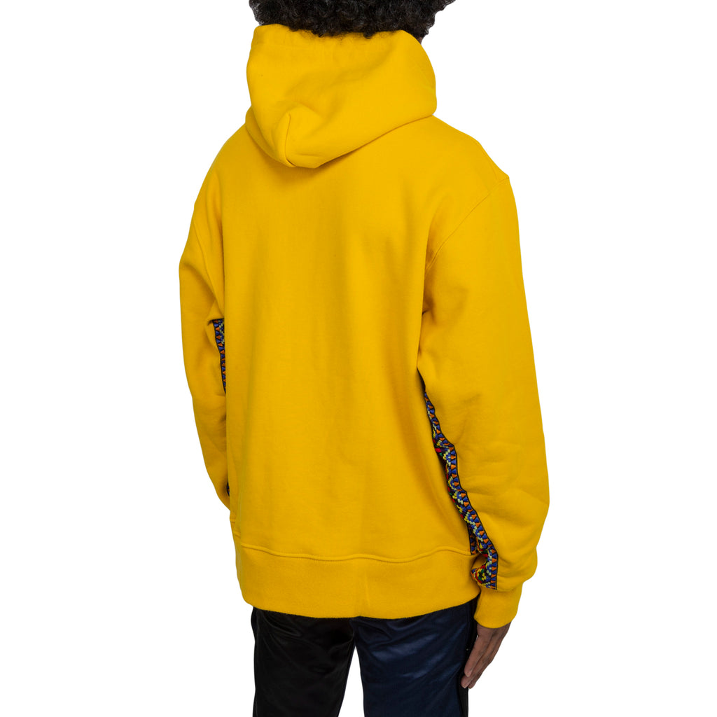Just Don FW19 Basketball Hoodie, Yellow