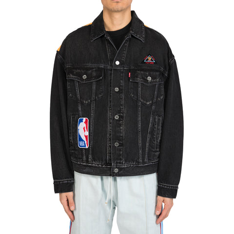Just Don x Levi's® All-Star Trucker Jacket, Black
