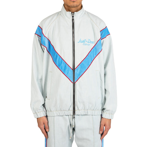 Just Don x Levis® All-Star Track Jacket, Blue
