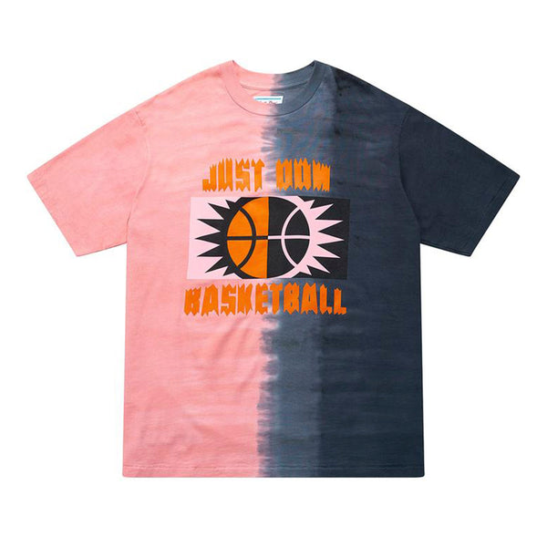 Just Don SS20 Islanders Basketball Tee, Fuscia