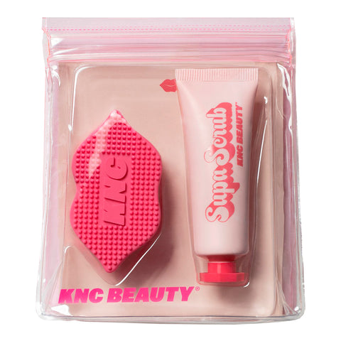 KNC Beauty Supa Scrub Set, Pink
