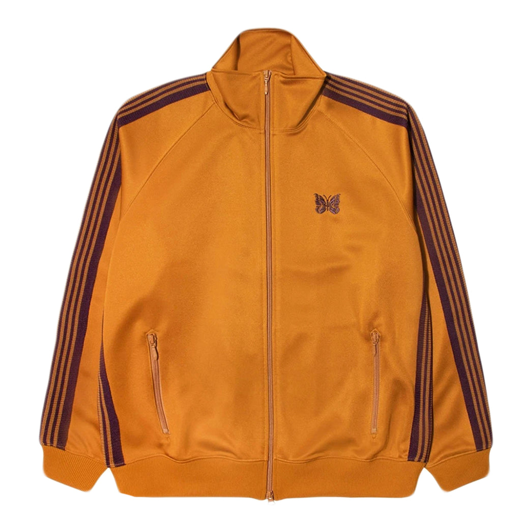 Needles SS21 Track Jacket, Mustard