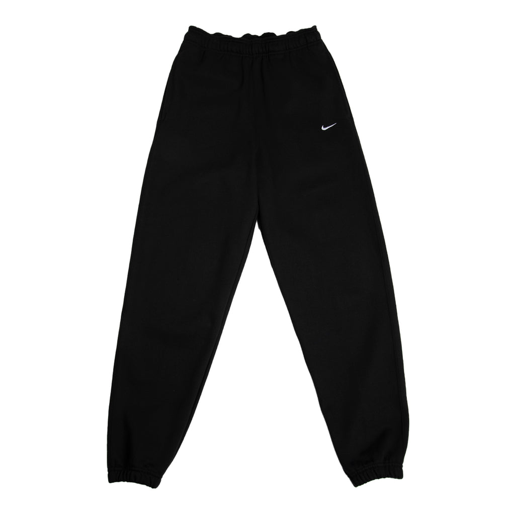 "Nike ""Made in the USA"" Fleece Pants, Black/White"