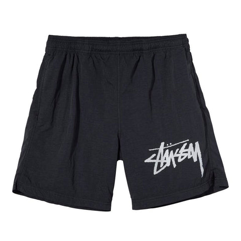 Nike x Stüssy Beach Shorts, Off Noir
