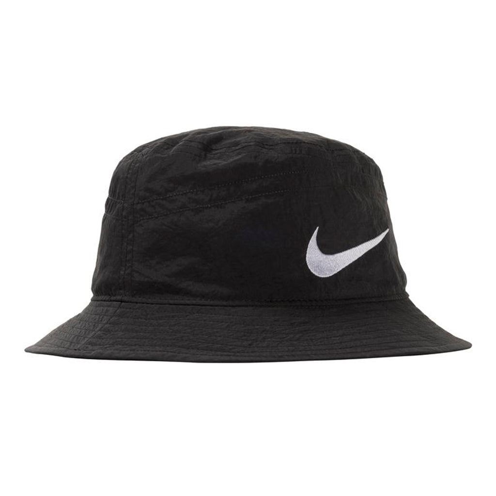 Nike x Stüssy Bucket Hat, BLACK/WHITE