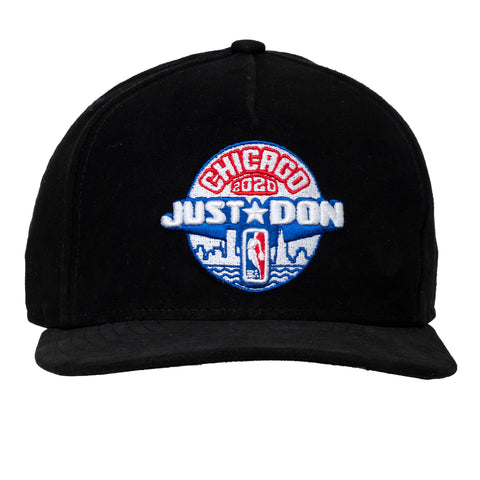 JD x New Era ASW 2020 Strapback Hat, Black
