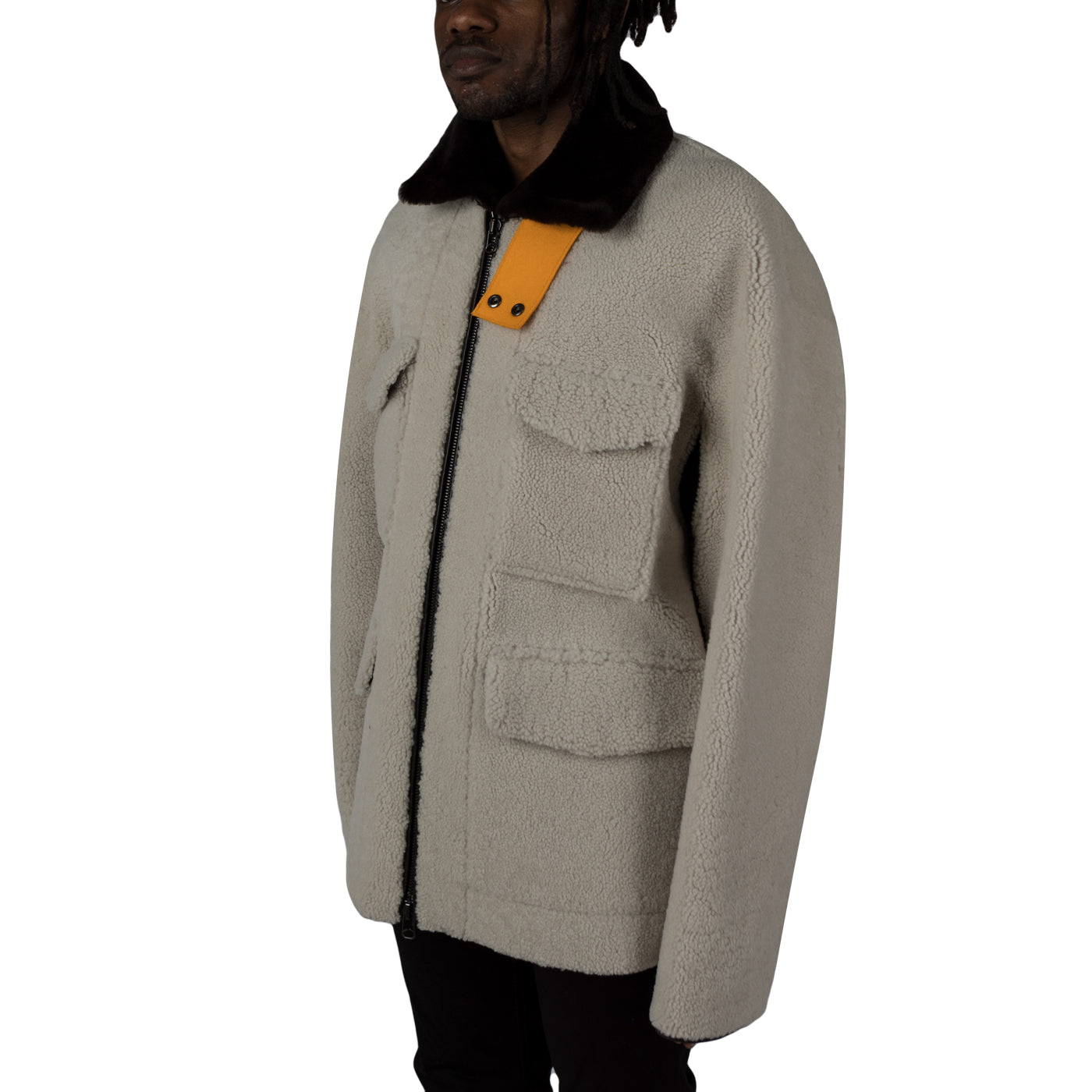 OAMC Beuys Shearling