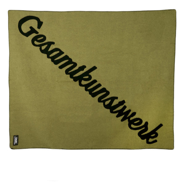 OAMC Gesamkunstwerk Blanket, Beuys Yellow