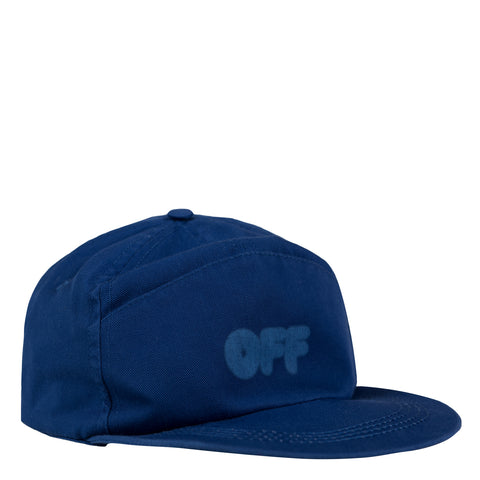 Off-White Blurred off snap back cap