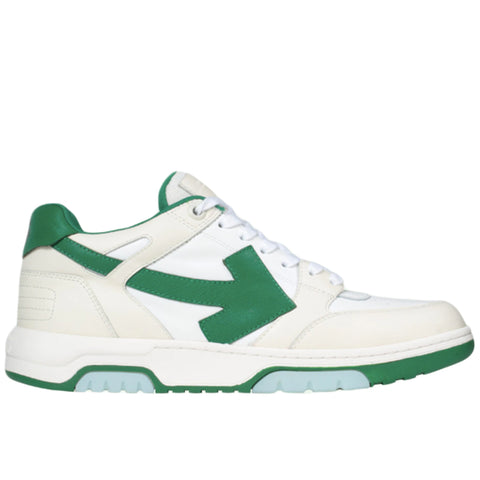 Off-White F20 OOO Out of Office, White/Green