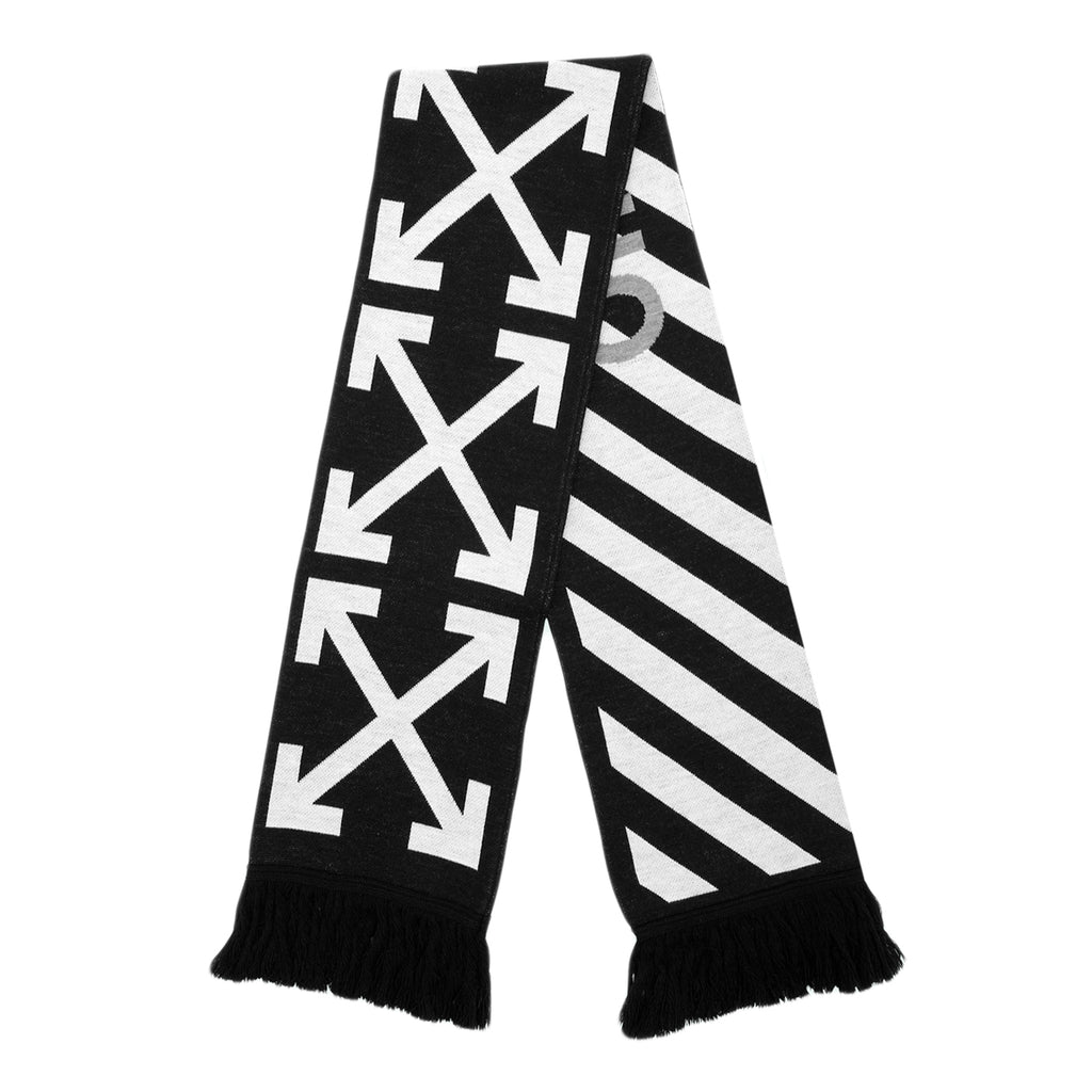 Off White Arrow Scarf