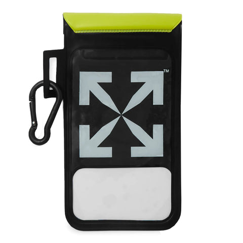Off-White PS20 Waterproof Case, Black/White