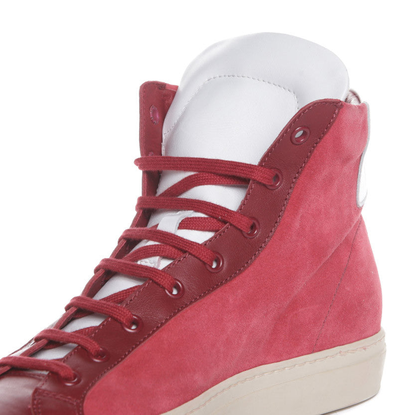 Common Projects Vintage High (Red)