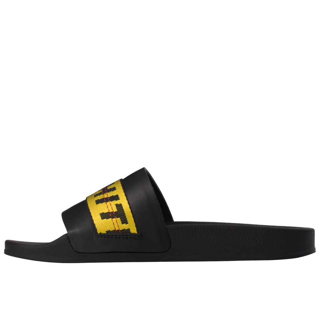 Off-White PS20 Industrial Slider, Black/Yellow