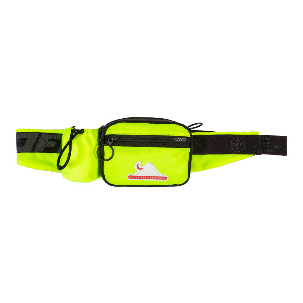 Off-White PS20 Equipment Fanny Pack , Fluo Yellow