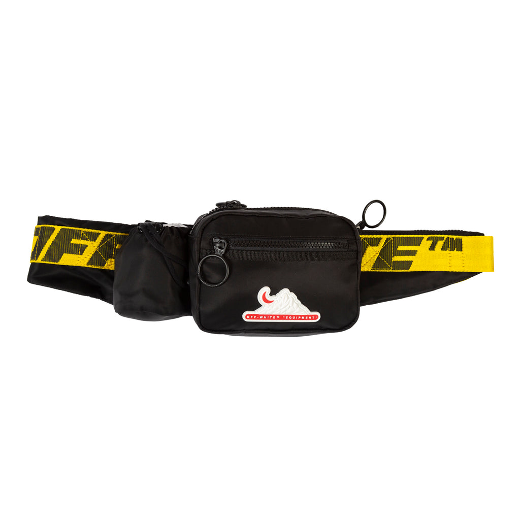 Off-White PS20 Equipment Fanny Pack , Black