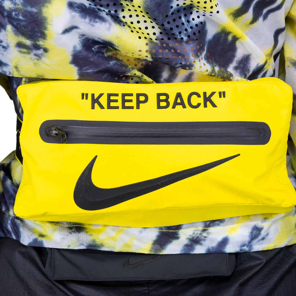 Nike x Off-White Women's Jacket W/ Bag, Volt
