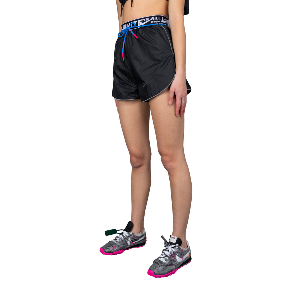 Nike x Off-White Women's Running Shorts, Black